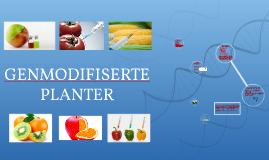 Genmodifisering av planter