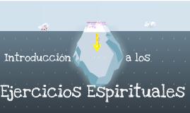 Introducción a los Ejercicios Espirituales