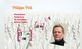HIS- Philippe Petit