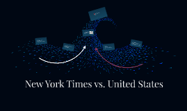 New York Times vs. United States