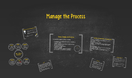 Manage the Process