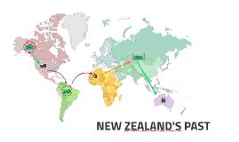 NEW ZEALAND'S PAST