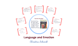 Copy of TOK: Language and emotion