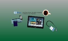 With Prezi Mobile, the ability to present