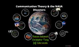 COM 201 - NASA DISASTER