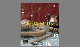 Světová náboženství - JUDAISMUS