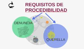 Copy of REQUISITOS DE PROCEDIBILIDAD