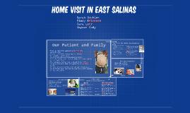Home visit in east Salinas