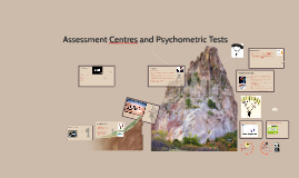 Assessment Centres & Psychometric Tests - A Guide