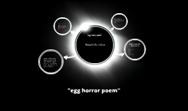 egg horror poem I made this guide about team salvato's upcoming horror game  during act 2  when natsuki reads your first poem and hates it you'll get a 1/3.