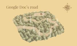 Google Doc´s road