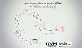 La Implementación de las Políticas Públicas