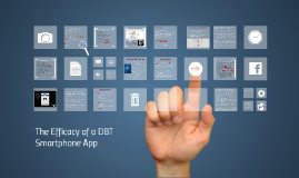 Copy of The Efficacy of a DBT Smartphone App