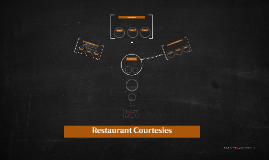 Restaurant Courtesies