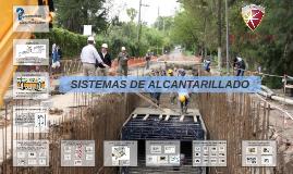 Copy of SISTEMA DE ALCANTARILLADO