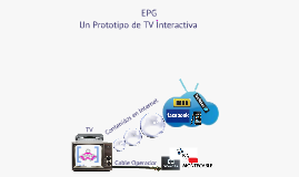 Copy of EPG - Un Prototipo de TV Interactiva