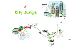 Poetry - City Jungle