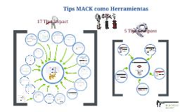 Tips Mack como herramientas