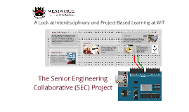The Senior Engineering Collaborative Project
