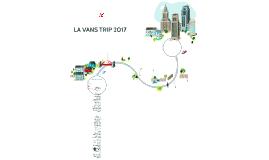 LA VANS TRIP 2017