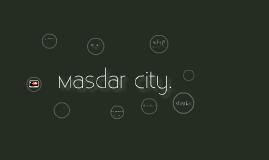 Masdar City