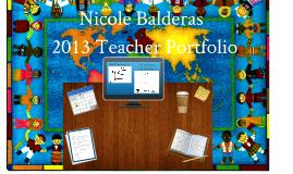 Copy of Teacher Portfolio