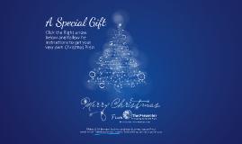 [Template] Free Christmas Prezi Template 2013