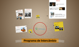 Programa de Intercâmbio