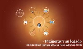 Vida y obra de Pitágoras