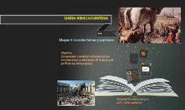 Copy of La épica: origen y características