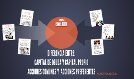 Copy of DIFERENCIA ENTRE CAPITAL DE DEUDA Y CAPITAL PROPIO