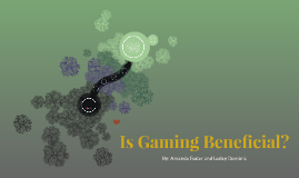 Is Gaming beneficial?