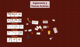 Copy of Ergonomia y Pausas Activas