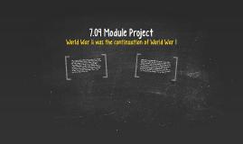 7.09 Module Project
