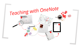 Copy of OneNote: A Teaching Management Tool