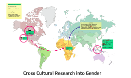 Cross Cultural Research into Gender