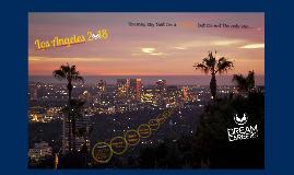 Los Angeles Orientation 2017