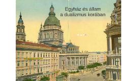 Egyház és állam