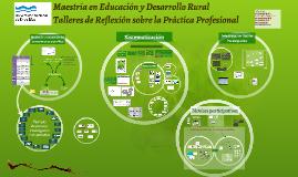 Maestría en Educación y Desarrollo Rural
