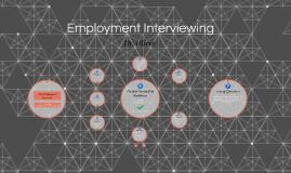 Employment Interviewing
