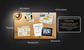 Postítulo de Especialización Docente en Educación y TIC