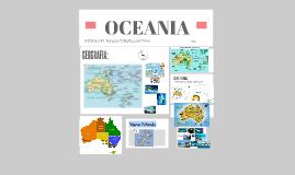 OCEANIA: GEOGRAFIA Y TURISMO