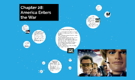 Chapter 28: America Enters the War