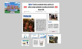 Objetivo 4: Garantizar una educación inclusiva, equitativa y