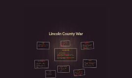 Lincoln County War