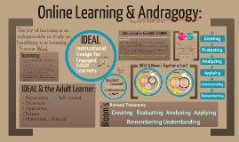 IDEAL & The Adult Learner, Brandman University