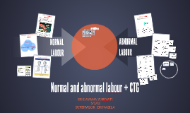 Normal and abnormal labour + CTG