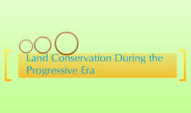 Land Conservation