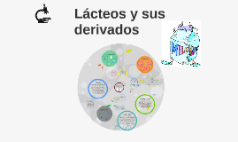 Copy of Lácteos y sus derivados