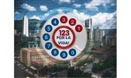 123 POR LA VIDA!